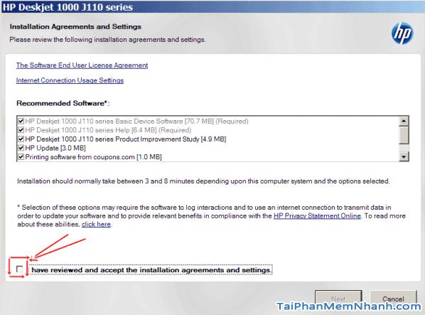 Tải Driver máy in HP Deskjet 1000 - Bản gốc cho Windows + Hình 5