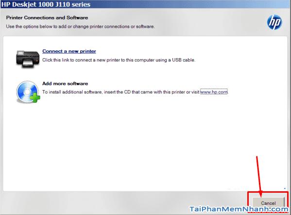 Tải Driver máy in HP Deskjet 1000 - Bản gốc cho Windows + Hình 6
