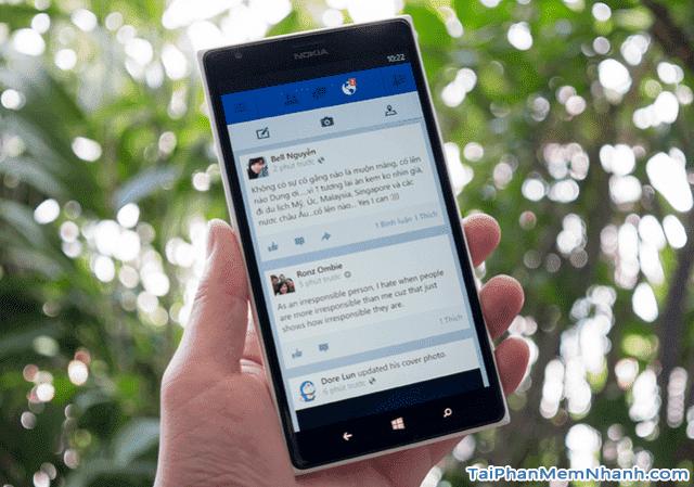 Tải và cài đặt Facebook cho điện thoại cài Windows Phone + Hình 4