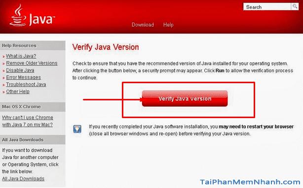 Hướng dẫn cài đặt và sử dụng Java trên máy tính + Hình 6