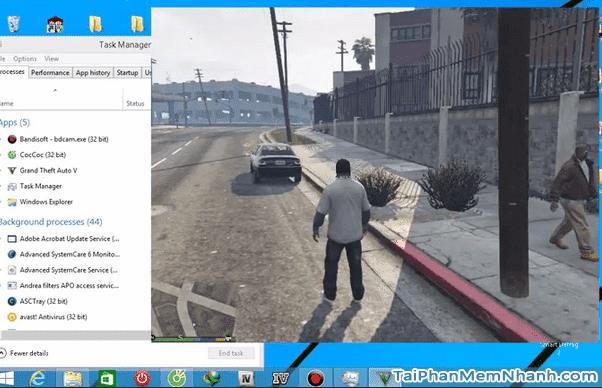 Cách chơi game GTA V trên máy tính cấu hình thấp + Hình 5