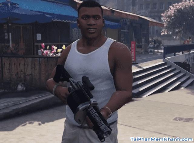 Cách chơi game GTA V trên máy tính cấu hình thấp + Hình 6