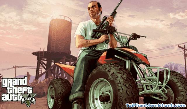 Giới thiệu và hướng dẫn tải cài đặt game GTA 5 cho máy tính + Hình 5