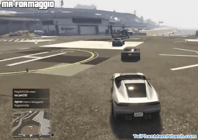 Hướng dẫn tải và cài đặt game GTA 5 cho điện thoại Android + Hình 3