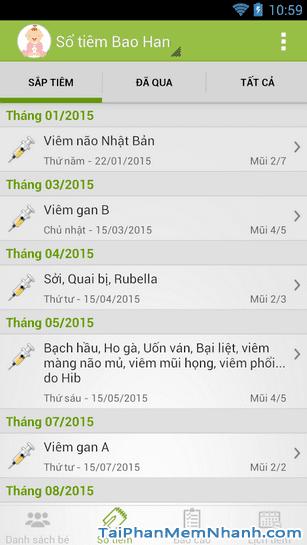 Hướng dẫn tải ứng dụng Sổ Tiêm Chủng cho Android + Hình 3