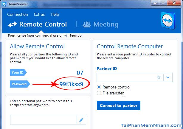Hướng dẫn thay đổi độ dài mật khẩu để đăng nhập Teamviewer + Hình 5