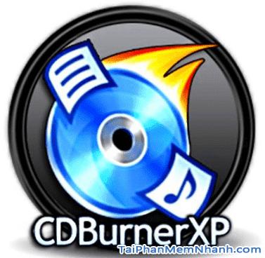 Tải CDBurnerXP – Phần mềm ghi đĩa CD, DVD nhỏ gọn