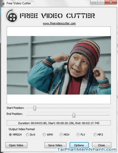 Hướng dẫn tải và cài đặt phần mềm Free Video Cutter cho LapTop + Hình 3