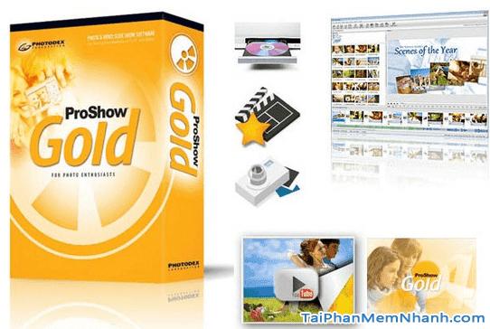 Tải phần mềm tạo video chuyên nghiệp từ ảnh - PROSHOW GOLD + Hình 2