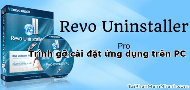 Tải Revo Uninstaller Portable – Gỡ phần mềm triệt để