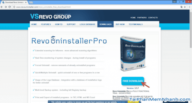 Tải Revo Uninstaller Portable - Trình gỡ cài đặt ứng dụng trên PC + Hình 2