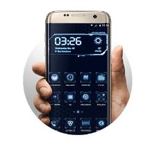 Tải và cài giao diện Siêu Ngầu cho điện thoại Android