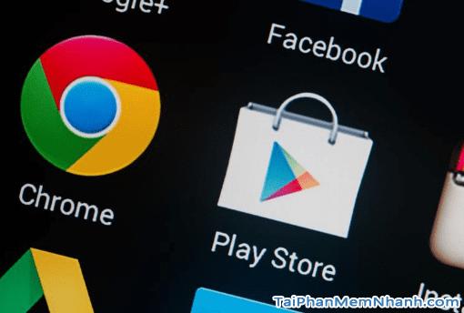 Biểu tượng Google Play Store
