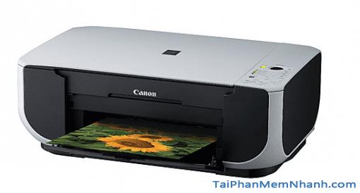 Tải và cài đặt driver máy in Canon PIXMA MP198