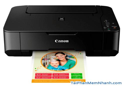 Hướng dẫn tải và cài đặt Driver cho máy in Canon PIXMA MP237 + Hình 1