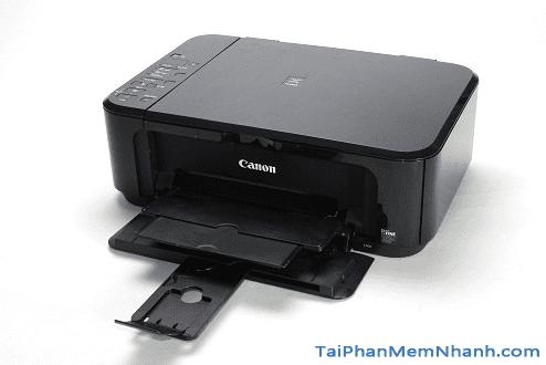 Hướng dẫn tải và cài đặt Driver máy in Canon PIXMA E500 + Hình 2