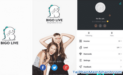 Hướng dẫn tải và cài đặt BIGO LIVE cho điện thoại Android + Hình 2