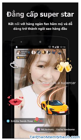 Hướng dẫn tải và cài đặt BIGO LIVE cho điện thoại Android + Hình 6