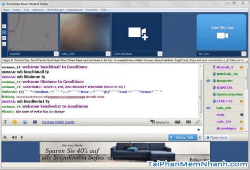 Hướng dẫn tải và cài đặt PalTalk Messenger cho máy tính Windows + Hình 4