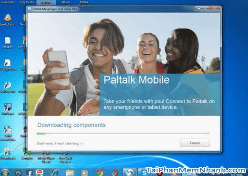 Hướng dẫn tải và cài đặt PalTalk Messenger cho máy tính Windows + Hình 5