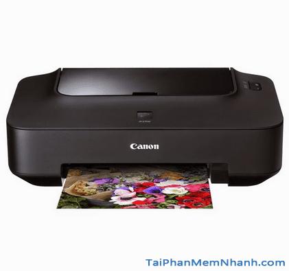 Cách tải và cài đặt Driver máy in Canon PIXMA IP2700
