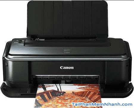 Cách tải và cài đặt Driver máy in Canon PIXMA IP2700 + Hình 2