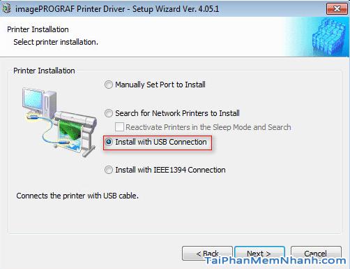 Cách tải và cài đặt Driver máy in Canon PIXMA IP2700 + Hình 7