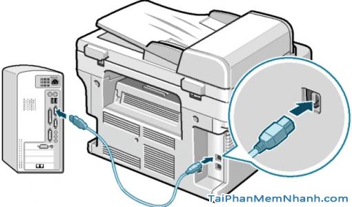 Hướng dẫn tải và cài đặt phần mềm Driver máy in Canon iP100 + Hình 3