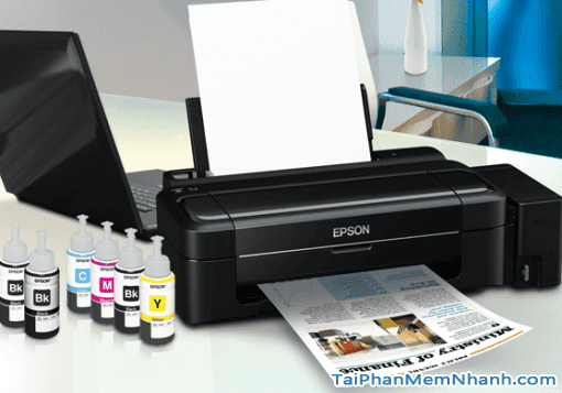 Tải Epson L300 driver – Cài đặt máy in Epson L300
