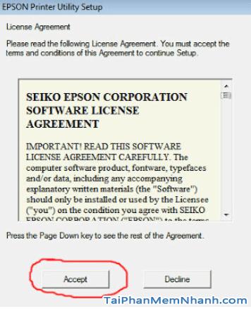 Hướng dẫn tải và cài đặt Driver máy in EPSON L300 + Hình 4