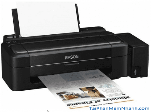 Tải Epson L350 driver – Cài đặt máy in Epson L350