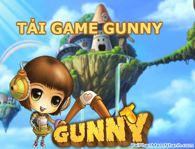 Tải Game Gunny online – Bắn súng canh tọa độ cho máy tính