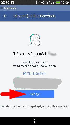 cách sử dụng Bigo Live để Stream phát truyền hình trực tiếp - Hình 3