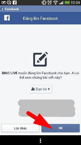 cách sử dụng Bigo Live để Stream phát truyền hình trực tiếp - Hình 4