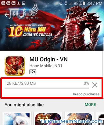 Tải game MU cho android - Hình 10
