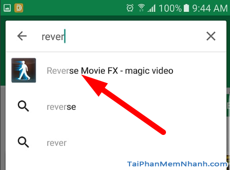 Tìm Reserve Movie FX