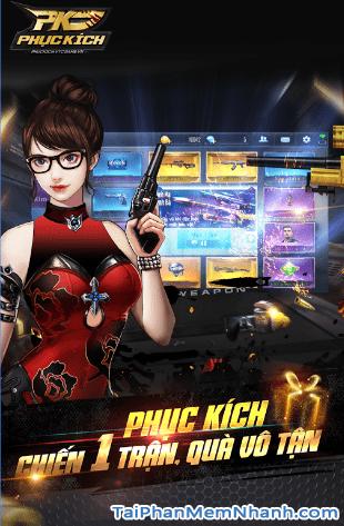 Tải và cài game bắn súng phục kích cho android - Hình 2