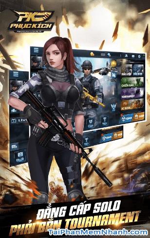 Tải và cài game bắn súng phục kích cho android - Hình 3