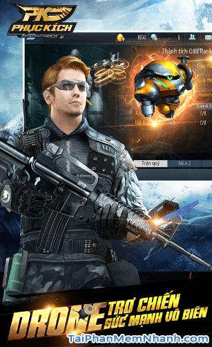 Tải và cài game bắn súng phục kích cho android - Hình 4
