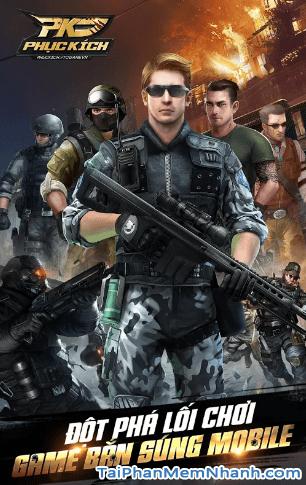 Tải và cài game bắn súng phục kích cho android - Hình 5