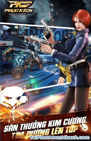 Tải và cài game bắn súng phục kích cho android - Hình 6