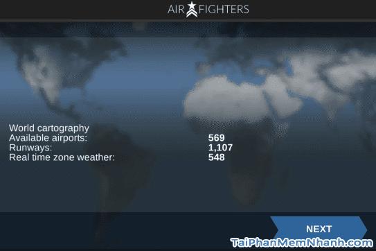 Tải game lái máy bay bắn nhau - AirFighters - Hình 10