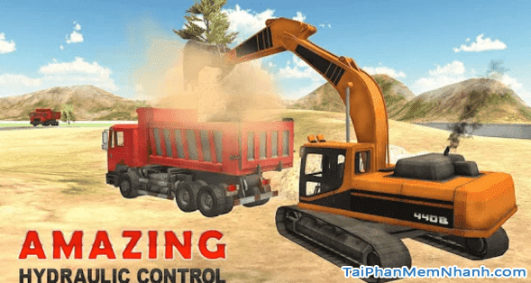 Game máy xúc Heavy Excavator Simulator PRO