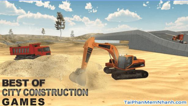 Game máy xúc Heavy Excavator Simulator PRO công trường
