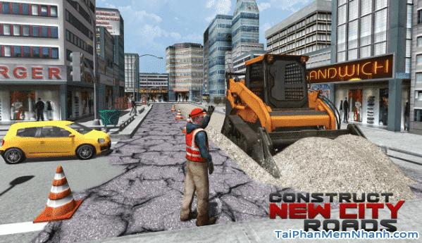 Hình ảnh trong game City Builder Road Construction