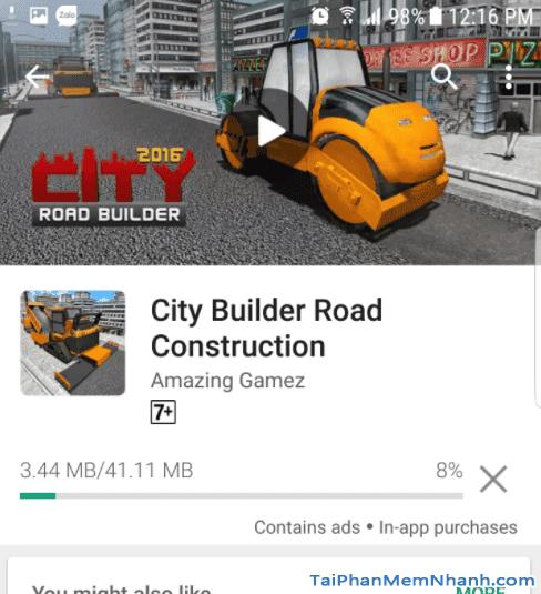 đợi tải game City Builder Road Construction