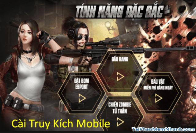Cách cài đặt game truy kích mobile cho iPhone, iPad