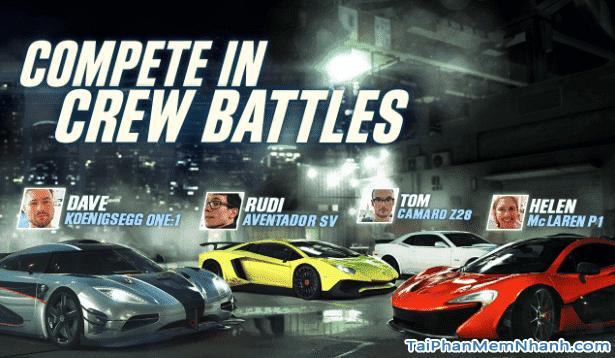 Tìm hiểu và tải game CRS Racing 2 - Hình 3