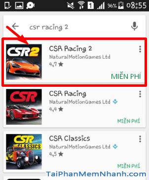 Các bước Tải game CRS Racing 2 - Hình 7
