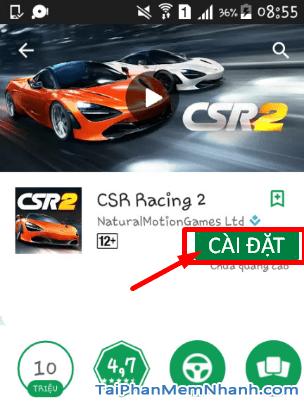 Cách Tải game CRS Racing 2 - Hình 8